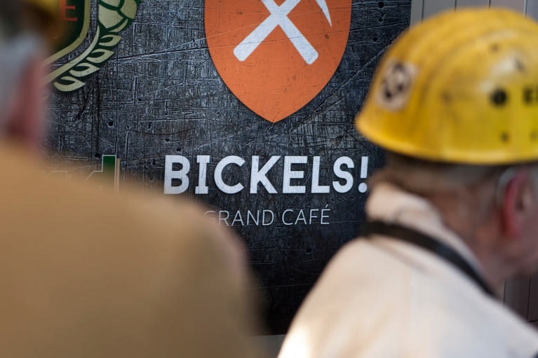 Opening Bickels! Grand Café